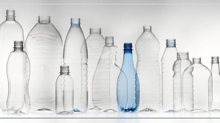 Токсичные пластиковые бутылки
