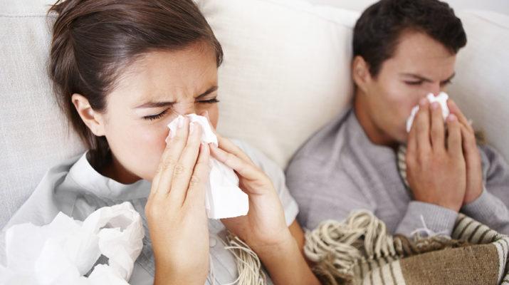 Витамины и минералы при простуде. Нармед