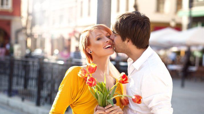Романтичный подарок на 8 марта