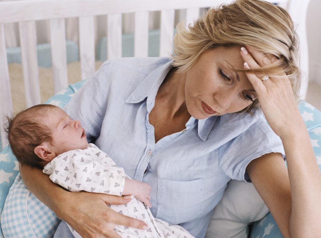 Состояние мамочки после родов