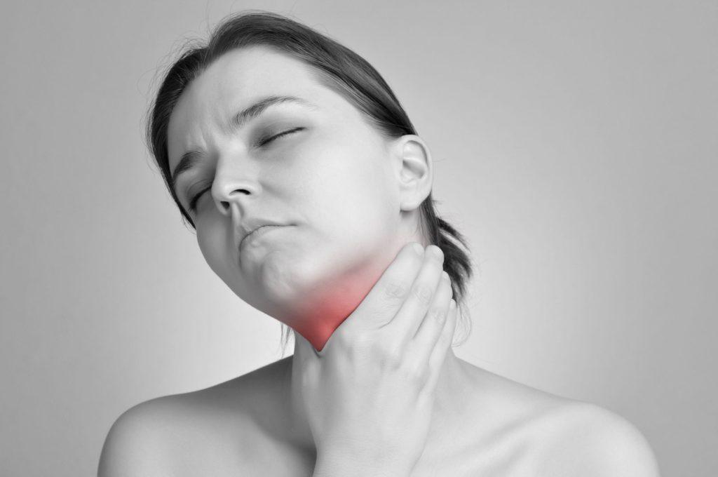 Ангина: симптомы и лечение