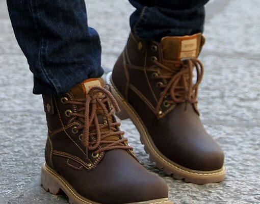 Правильный выбор обуви для зимы