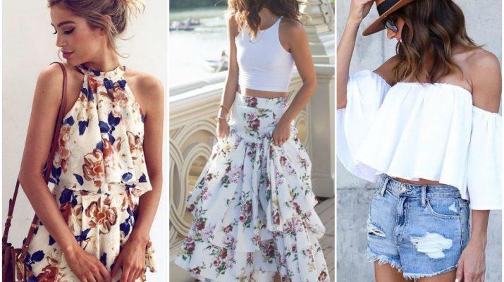 Osnovnye tendentsii letnej mody 2018