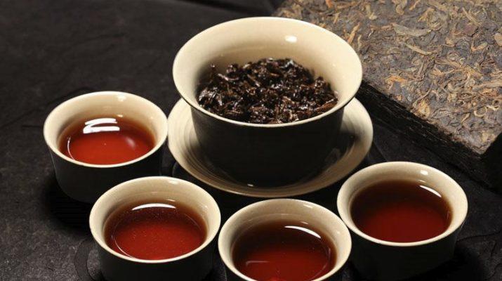 Плюсы чая «Пуэр»
