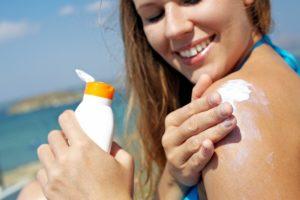 Средства по уходу за кожей до/после загара